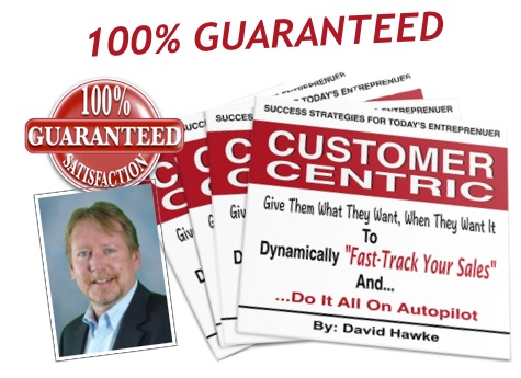 customer_centric_book David Hawke